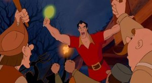 If I were Belle, I'd bang Gaston for money.