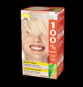 Garnier 100% Intense Bleach